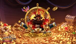 สล็อตออนไลน์ Captain's Bounty